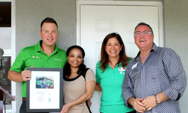 home dedication publix supermaket charities