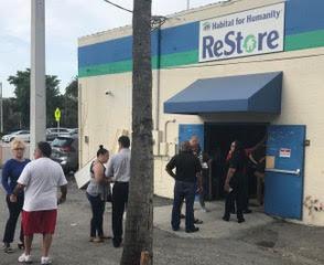 broward habitat restore made hurricane shutteres affordable