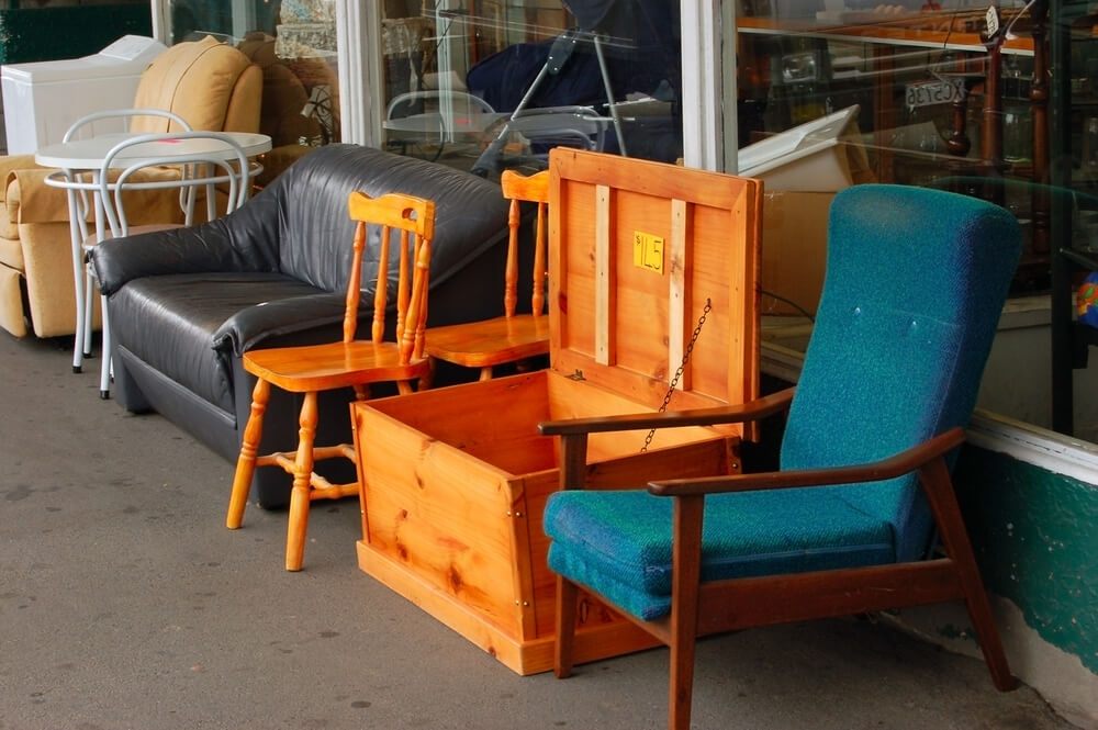 used furniture for donations