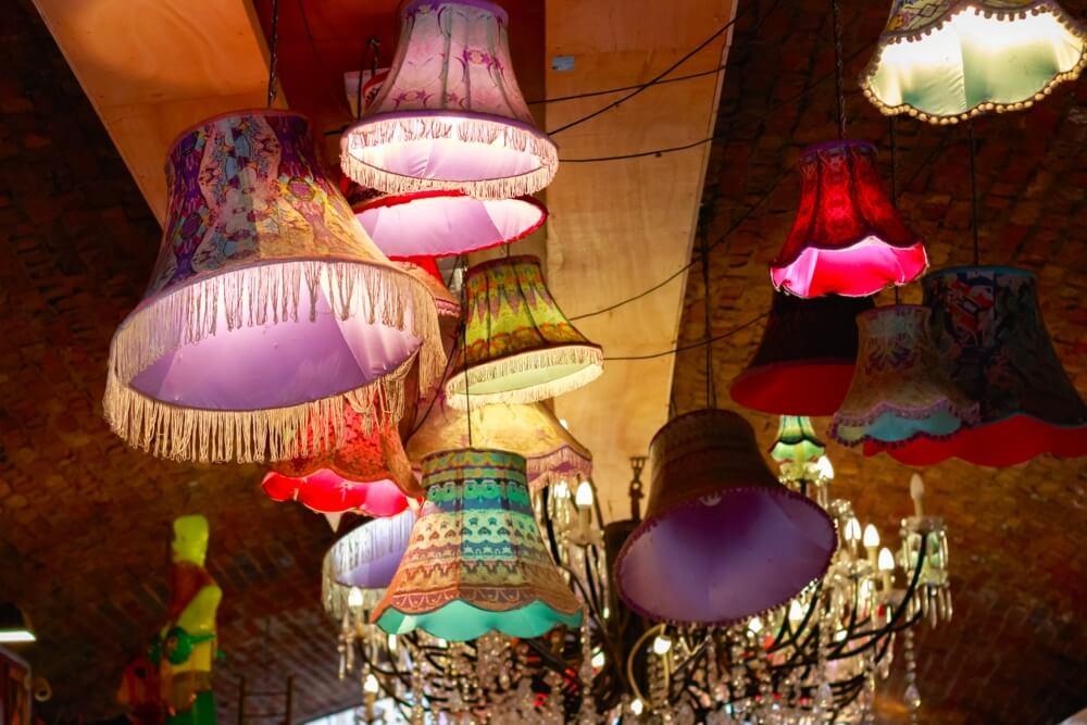 Classic Lamp Shades at Market